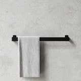 Towel Hanger - Black