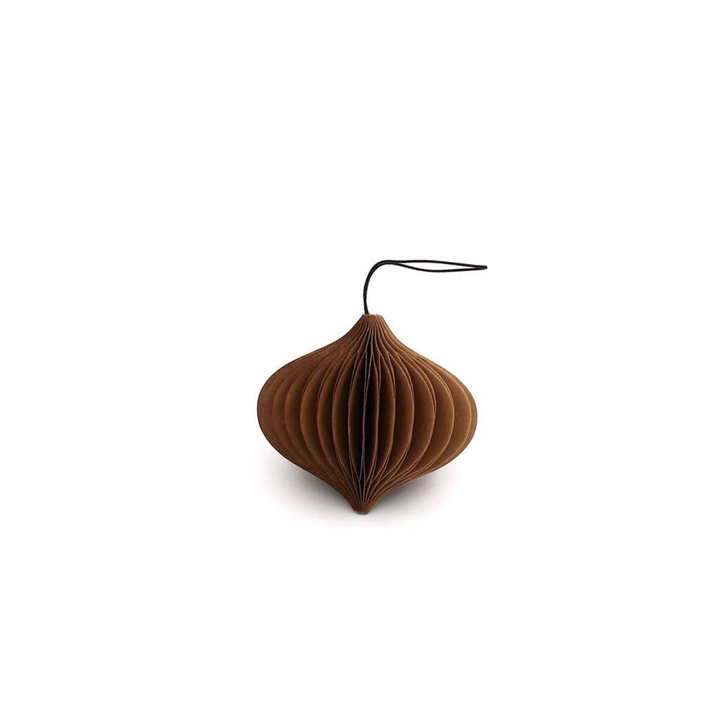Onion folded ornament -  Camel