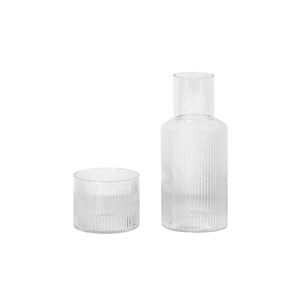Ripple Carafe Set - Small