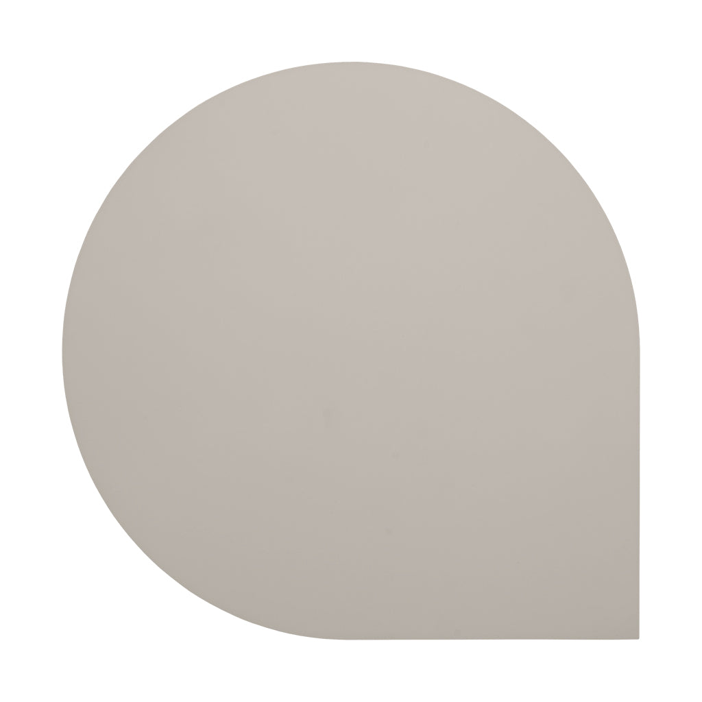 Stilla Placemat - Set of 2 - Taupe
