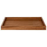 Unity Wooden Tray Walnut