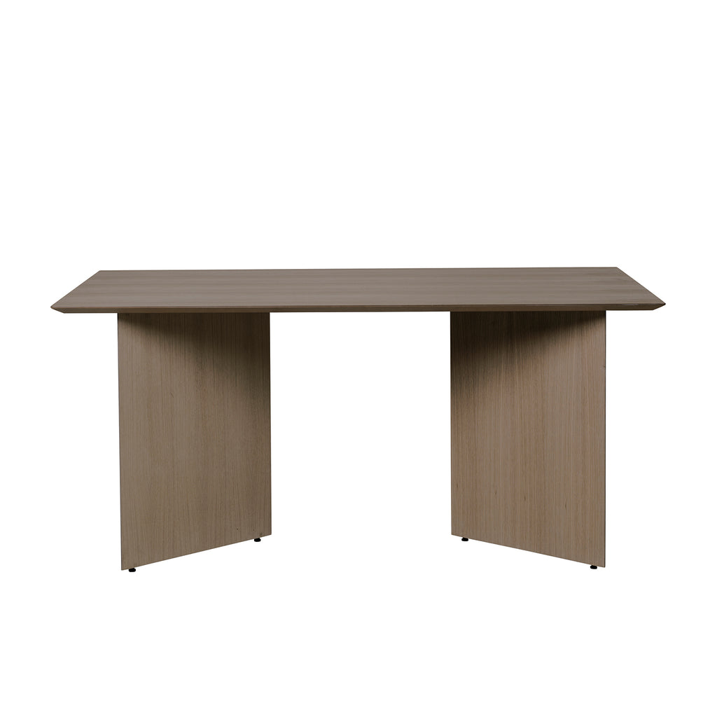 Mingle Table Rectangular Dark Veneer