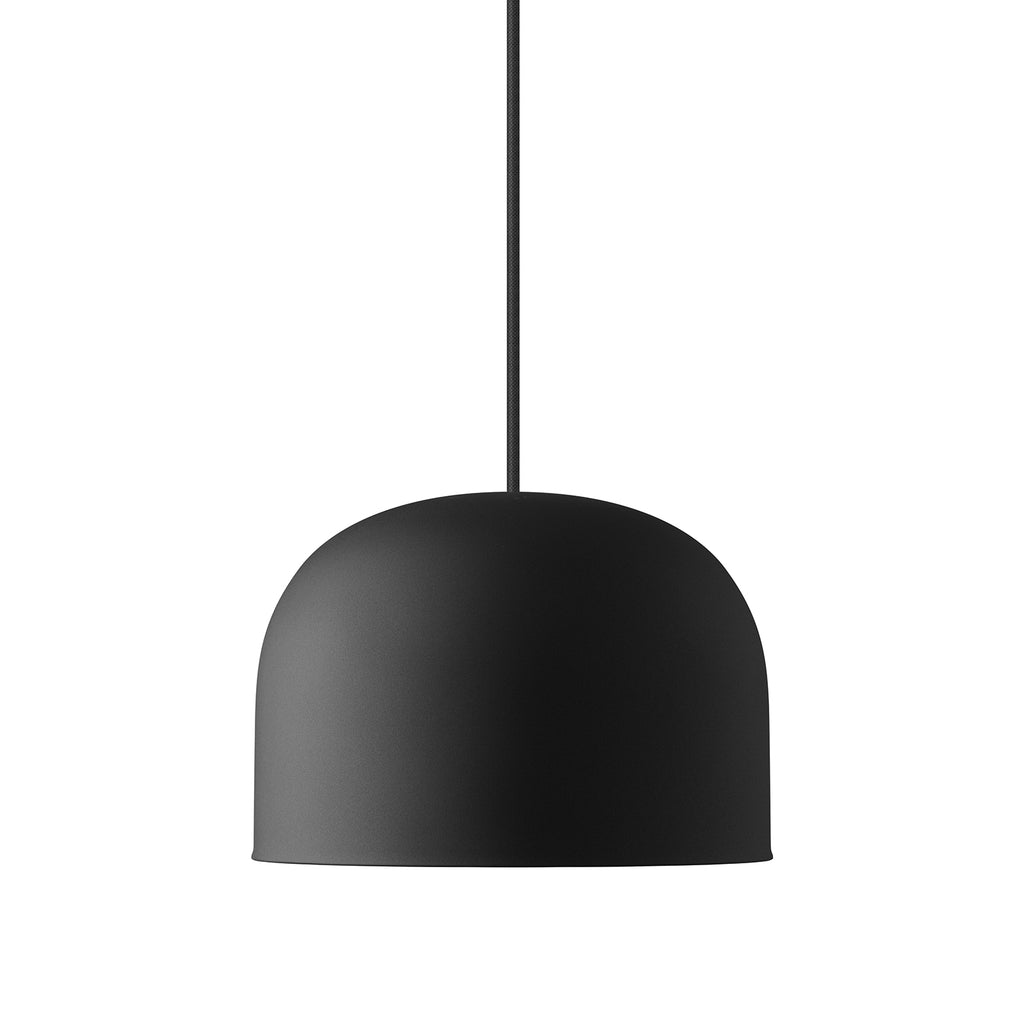 Quay pendant Small - Black