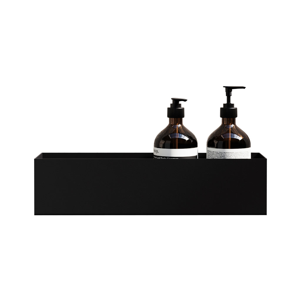 Bath Shelf 40 - Black