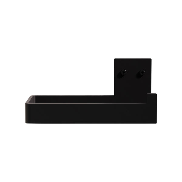 Toilet Paper Holder - Black