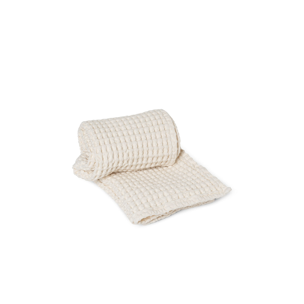 Organic Hand Towel - Off-White