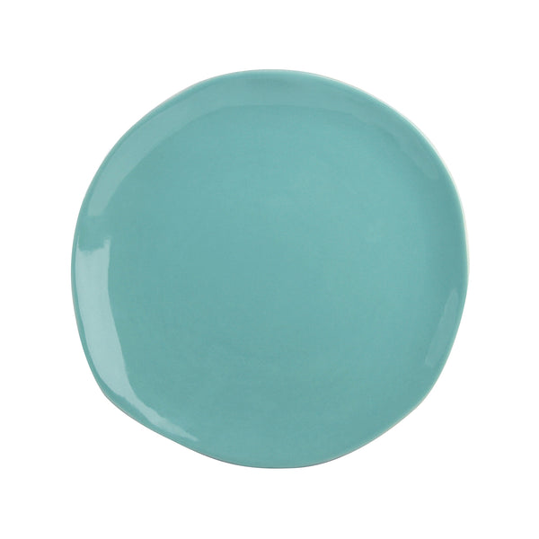 Imperfect Plate Ø 22 - Turquoise