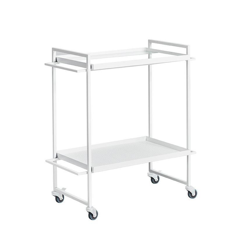 Bauhaus Trolley - White