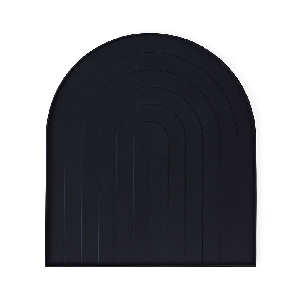 Dish Tray - Black