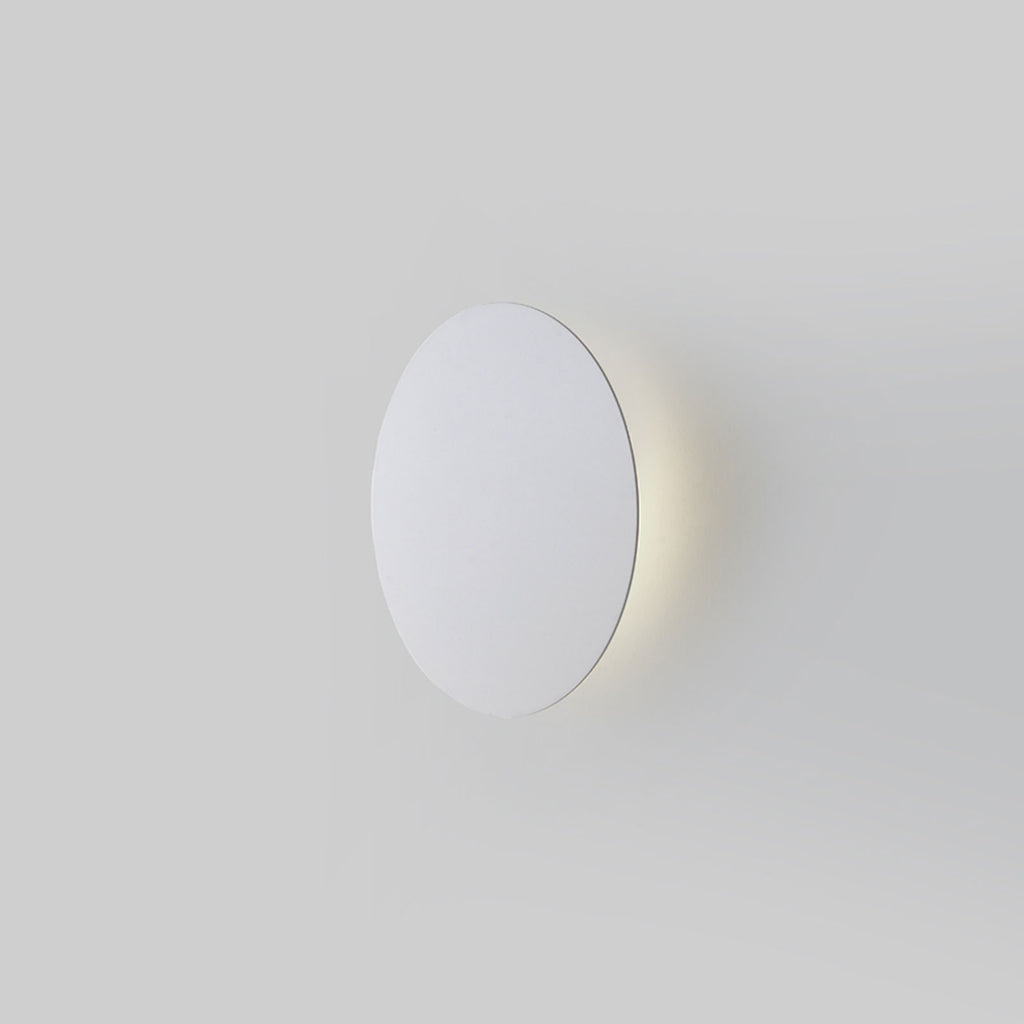 Bot Wall Lamp - Matt White