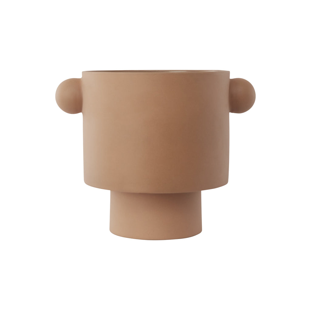 Inka Kana Pot Large - Camel