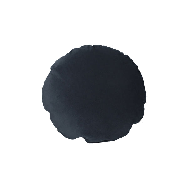 Round Cushion Black
