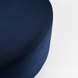 Large Pouf Navy