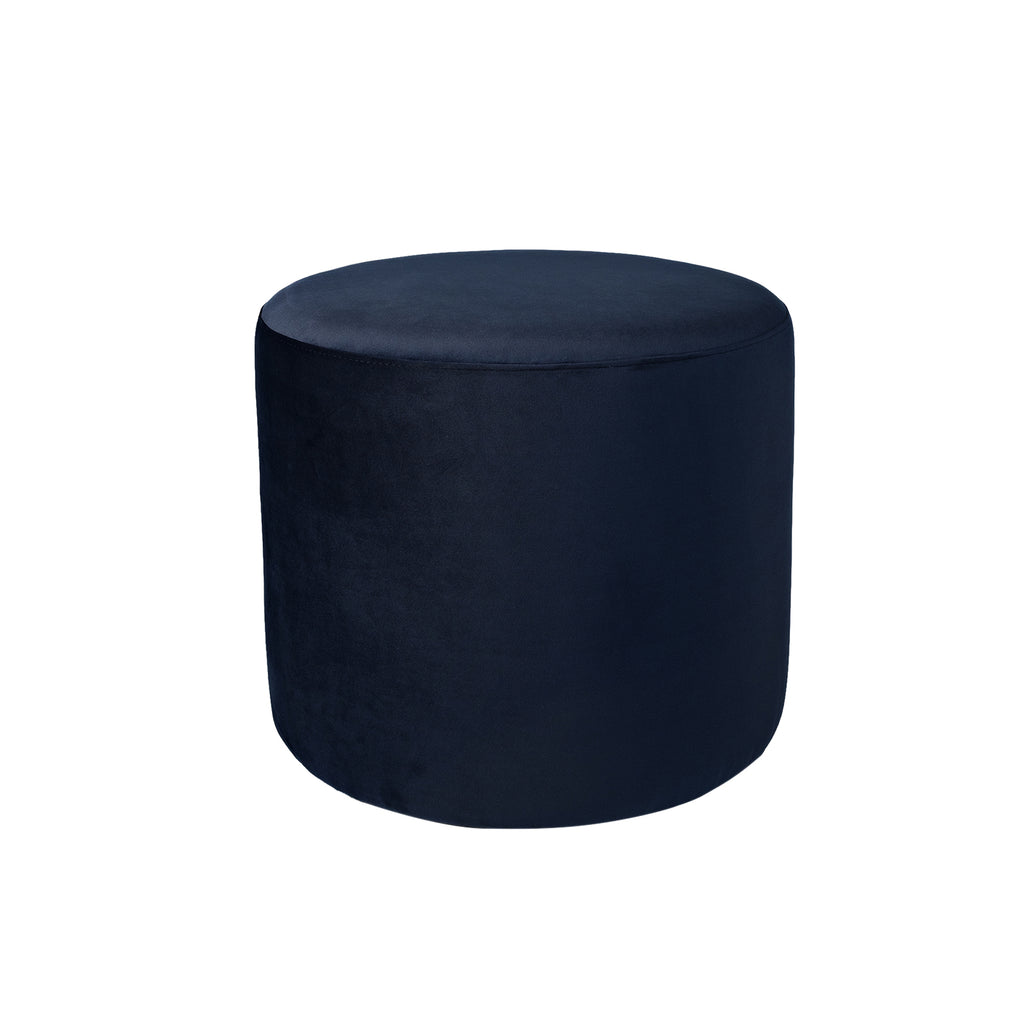 Mini Pouf Navy