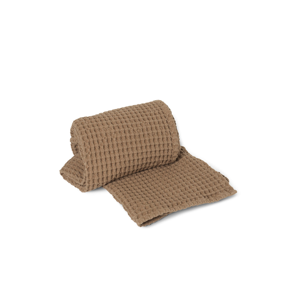 Organic Bath Towel - Tan