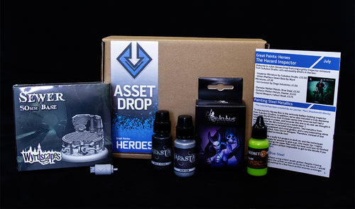 The Toxic Underworld Box (July)