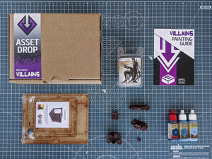 Villains: The Demonic Destroyer Box, April 2020