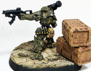 The Armoured Soldier Box (June)