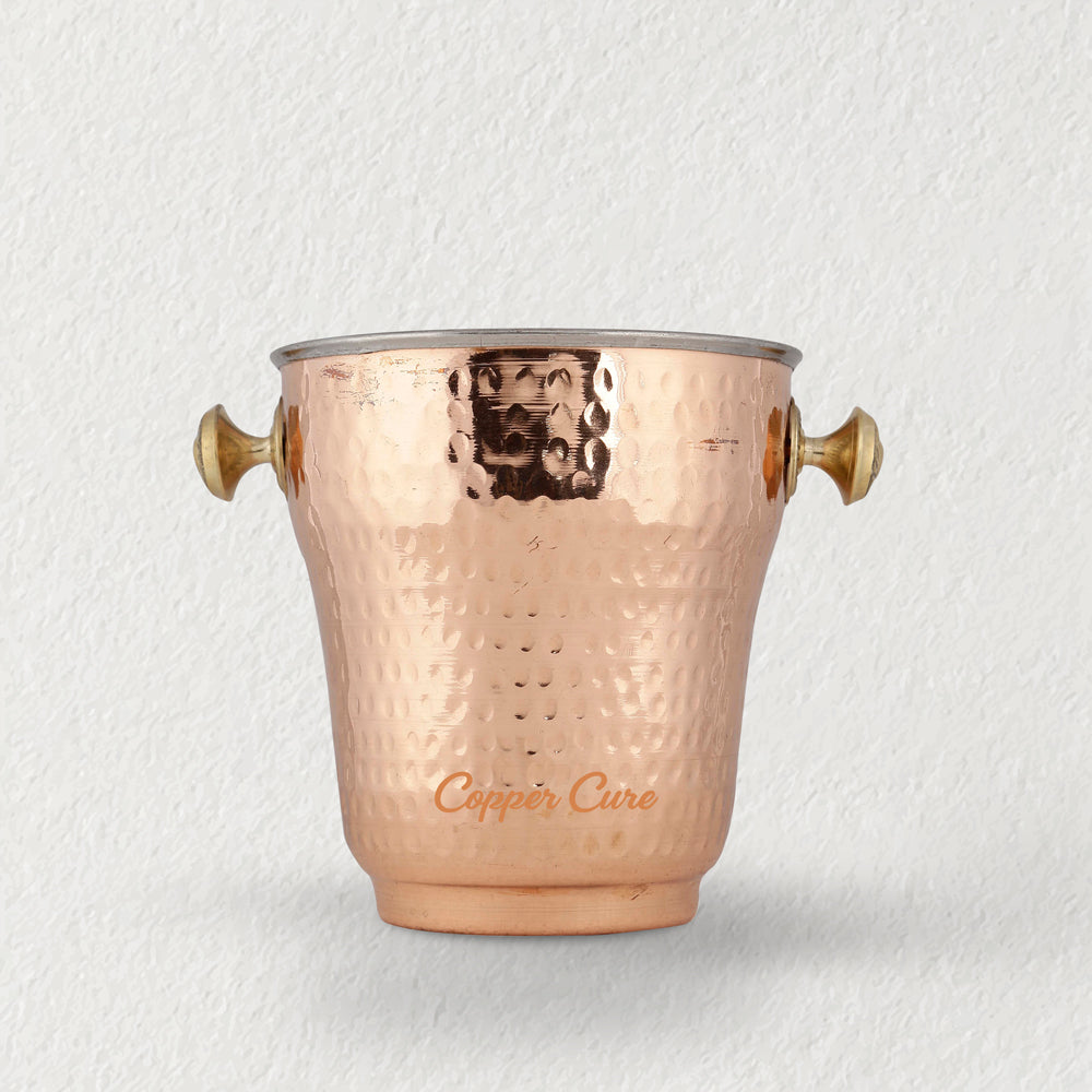 Copper Ice Jar - 1 Ltr