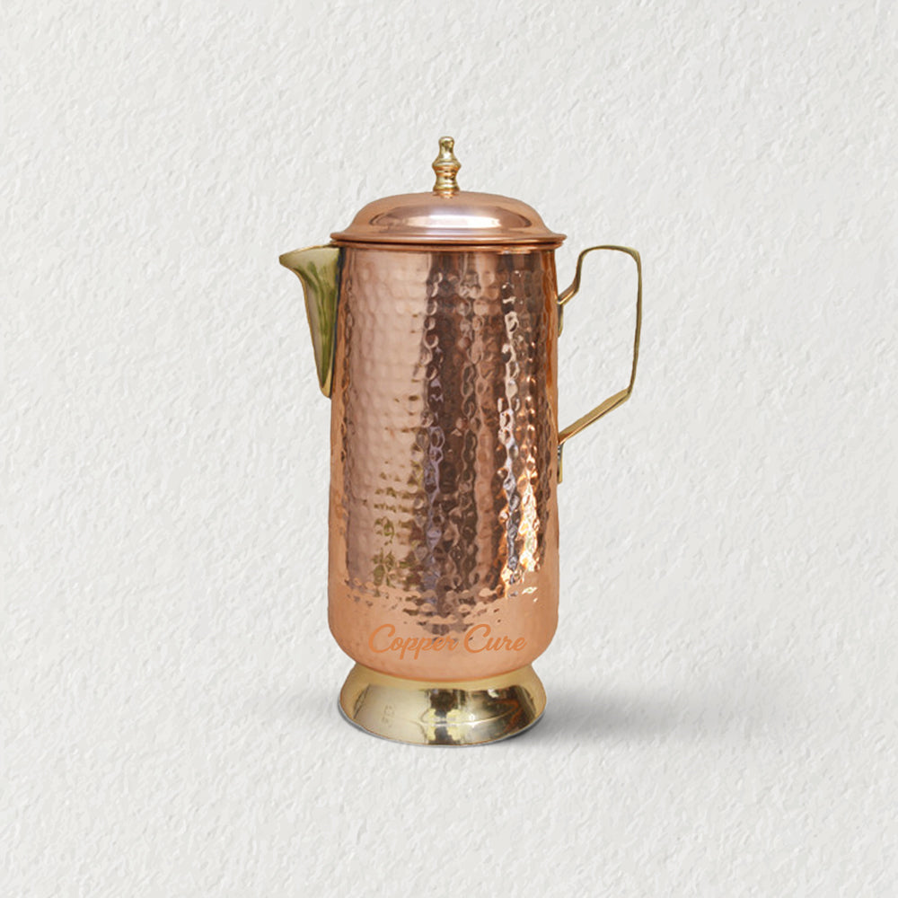 1.5 Ltr Copper Water Jug