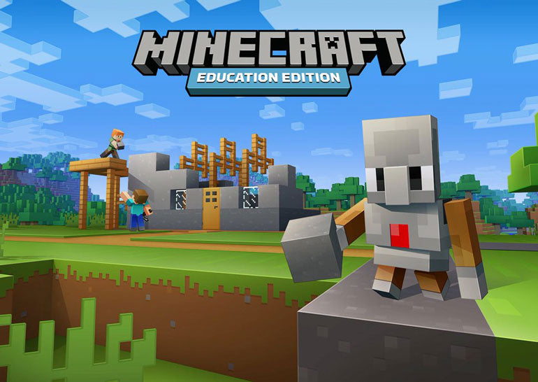 Minecraft: Education Edition programinė įranga