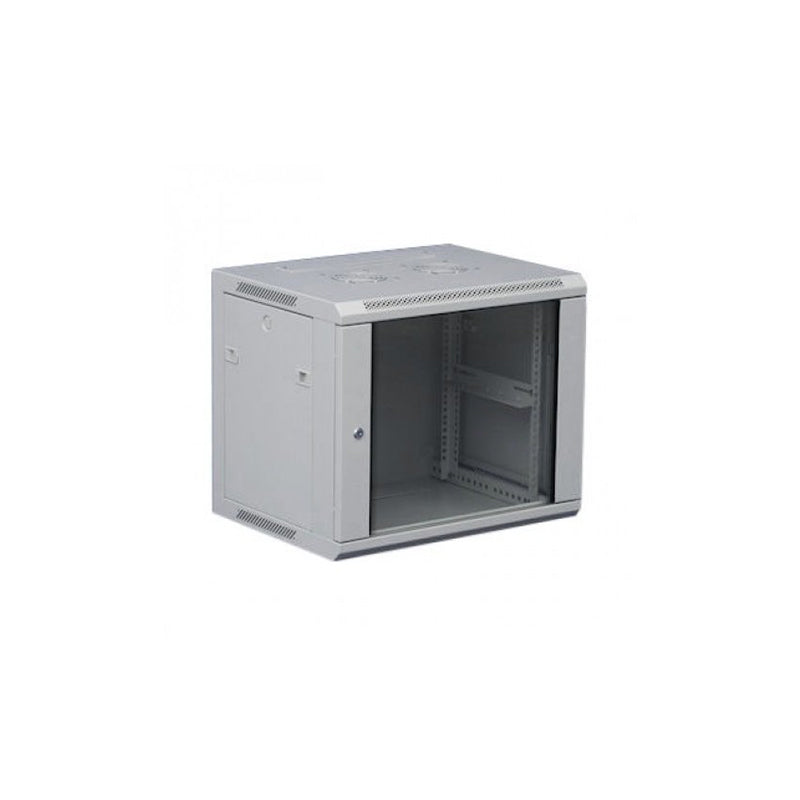 IMOS mounted enclosure 9U 600 x 600