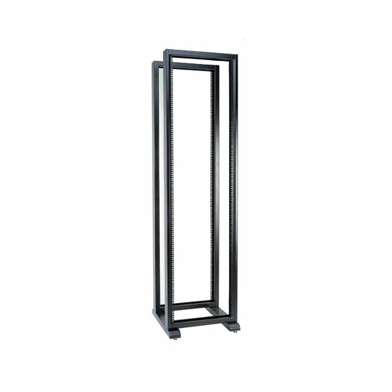 "Conteg RS series 19"" four post open frame, height 45U. Consists of: 2pcs of RS-45, 1pc of RS-P"
