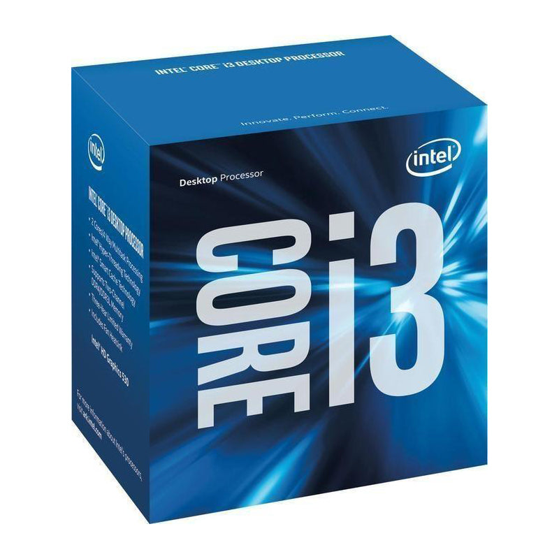 Intel i3-7100, 3-3.9 GHz, LGA 1151