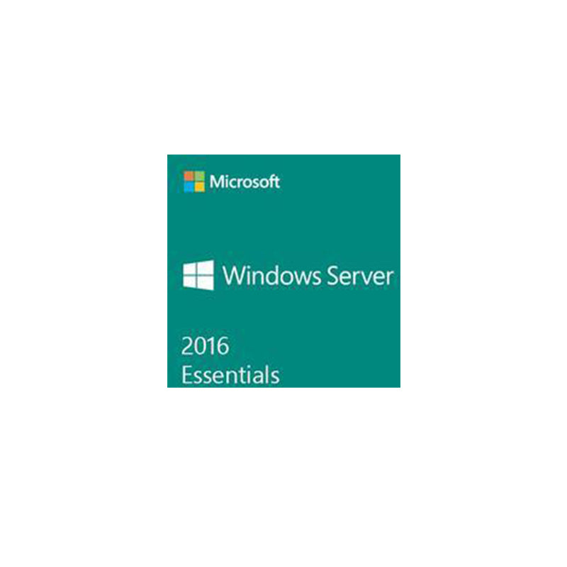 Microsoft SW OEM WIN SVR 2016 ESSENTIALS/EN 64B 1PK 1-2CPU G3S-01045 MS