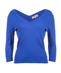 ribgebreide top | -nizza-