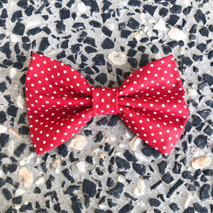 Dottie Christmas Bow Tie