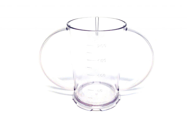 2 Handled Graduated Beaker – Polycarbonate - 200ml (7oz)