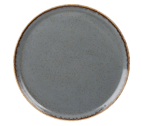 Porcelite Seasons Storm Pizza Plates 32cm / 12½ - Pack of 6