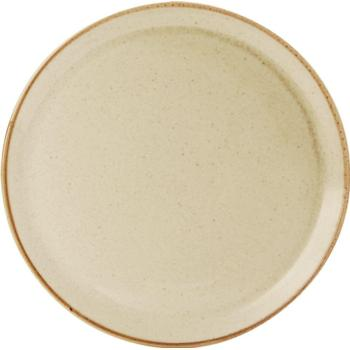 "Porcelite Seasons Wheat Pizza Plate 28cm / 11"" - Pack of 6"