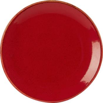 Porcelite Seasons Magma Coupe Plates 18cm / 7'' - Pack of 6