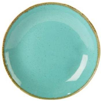 "Porcelite Seasons Sea Spray Coupe Plate 18cm / 7"" - Pack of 6"