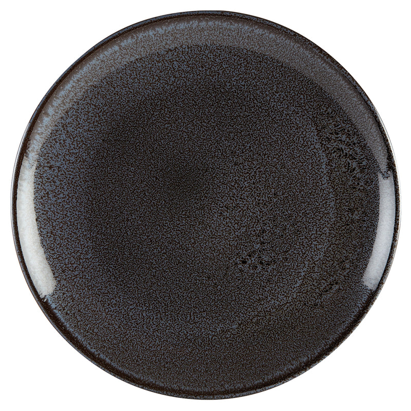 "Porcelite Aura Earth Coupe Plates 17cm / 6 ½"" - Pack of 6"