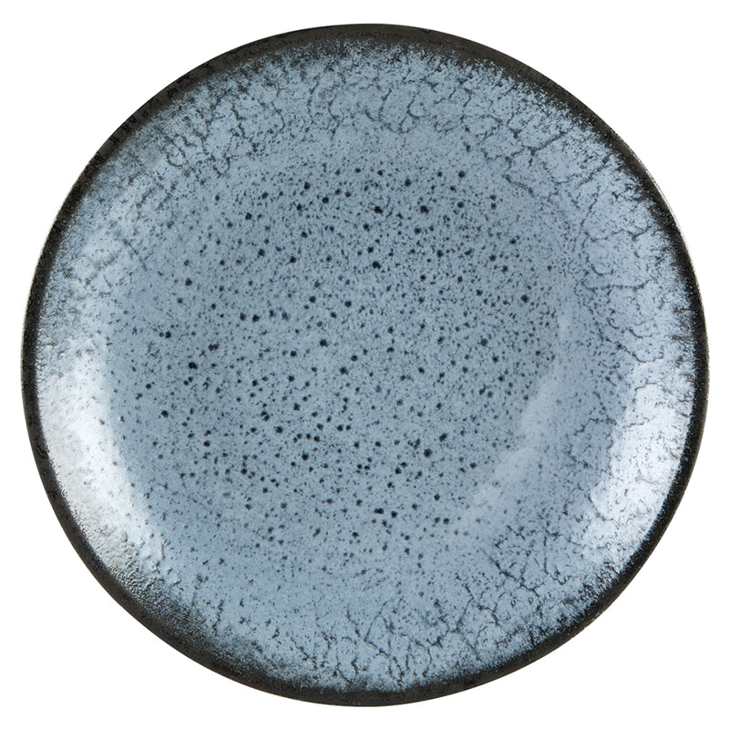 "Porcelite Aura Glacier Coupe Plates 31cm / 12 ¼"" - Pack of 6"