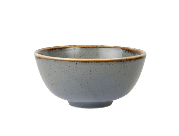 "Porcelite Seasons Storm Rice Bowl 13cm (31cl) / 5"" (11 oz)  - Pack of 6"