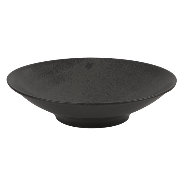 "Porcelite Seasons Graphite Footed Bowl 26cm / 10 ¼"" - Pack of 6"