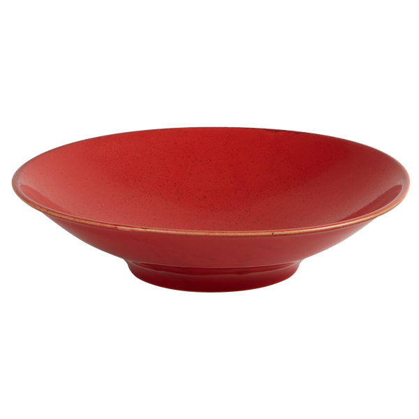 "Porcelite Seasons Magma Footed Bowls 26cm / 10 ¼"" - Pack of 6"