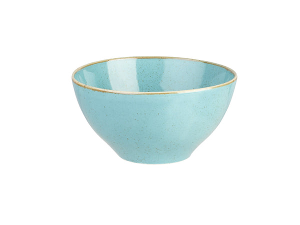 "Porcelite Seasons Sea Spray Bowl 14cm (50cl) / 5 ½"" (17 ½ oz) - Pack of 6"