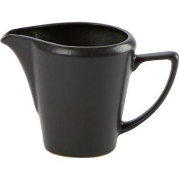 Porcelite Seasons Graphite Conic Jug 15cl / 5 oz - Pack of 6