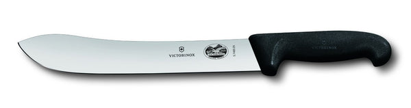 Victorinox Fibrox Handle Butchers Steak Knife 25cm 10""