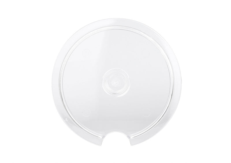 Lid for Soup Bowl – Clear Round Dish Cover
