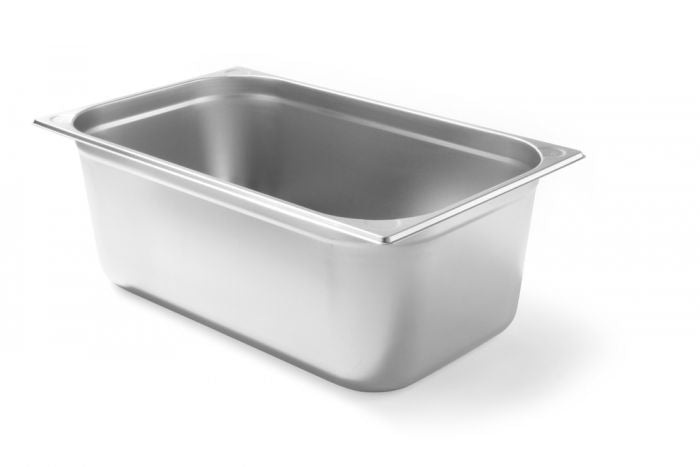 Stainless Steel Gastronorm Container Box 1/1 200mm Deep