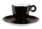Costaverde Cafe Black Espresso Cup 8.5cl / 3 oz - Pack of 12