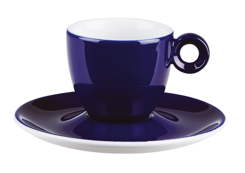 Costaverde Cafe Dark Blue Espresso Cup 8.5cl / 3 oz - Pack of 12