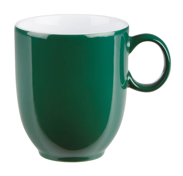 Costaverde Cafe Dark Green Mug 36.5cl / 13 oz - Pack of 6