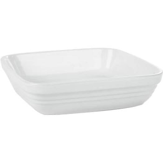 White Square Baking Dish 25cm/9